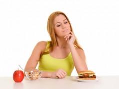 hoe blijf je op een gezond gewicht
